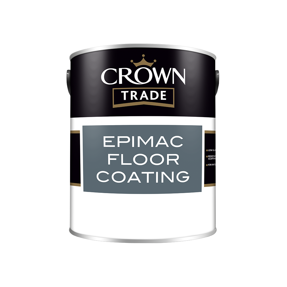 Crown Trade Epimac Floor Coating