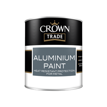 Crown Trade Aluminium Paint
