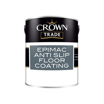 Crown Trade Epimac Anti Slip Floor Coating