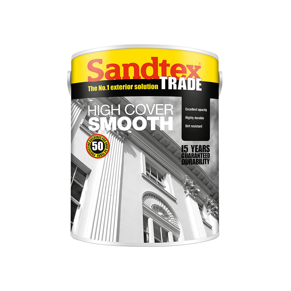 Sandtex Trade High Cover Smooth