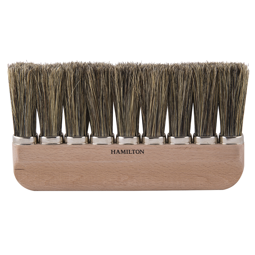 Hamilton Perfection Paperhanger Brush 9 Ring