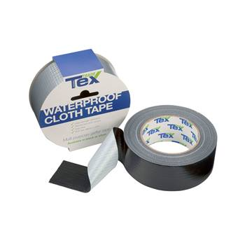 INDASA TEX CLOTH TAPE BLACK