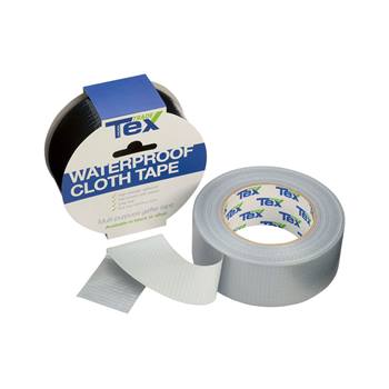 INDASA TEX CLOTH TAPE SILVER