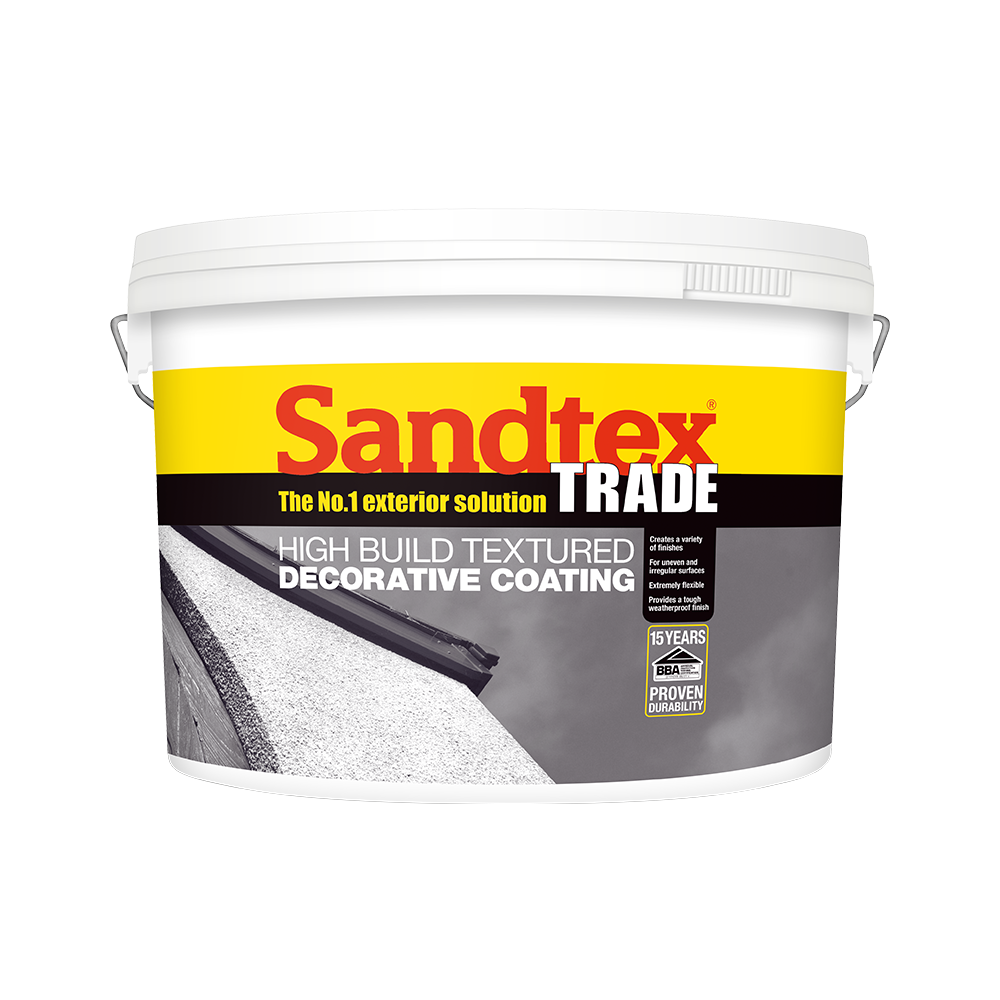 Sandtex Trade High Build Decorative Coating