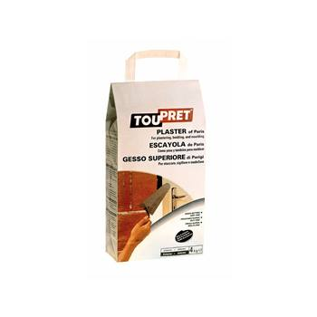 TOUPRET PLATRE DE PARIS  PLASTER OF PARIS